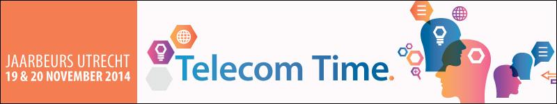 Telecom Time 2014 Jaarbeurs Utrecht